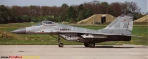Die 29+03 ist heute ein gefragtes Exponat im Luftwaffenmuseeum in Berlin Gatow.